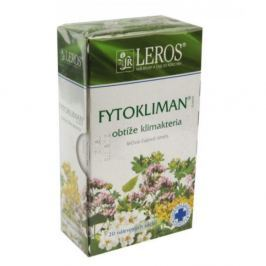 FYTOKLIMAN PLANTA 20X1.5GMSÁČKY Léčivý čaj