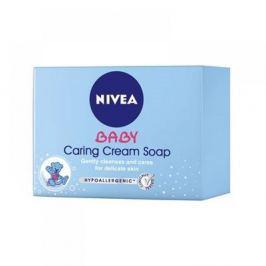 NIVEA Baby krémové mýdlo + NIVEA Creme 75 ml ZDARMA