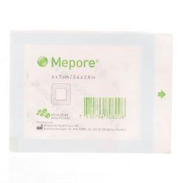 MEPORE náplast sterilní 6 x 7 cm 1 ks