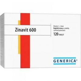 GENERICA Zinavit 600 pomeranč 120 žvýkací tablety