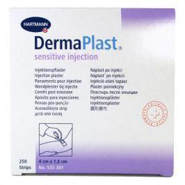 Rychloobvaz Dermaplast inj. sensitive 4x1.6 cm 250 ks