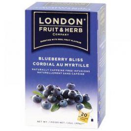 LONDON FRUIT HERB čaj Borůvka 20x2 g