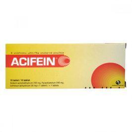 ACIFEIN 10 Tablety