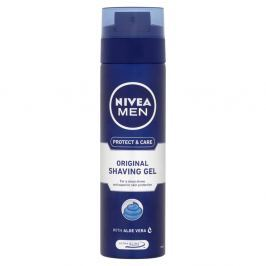 NIVEA MEN gel na holení Original 200 ml