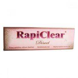 Těhotenský test RapiClear Direct 1 ks