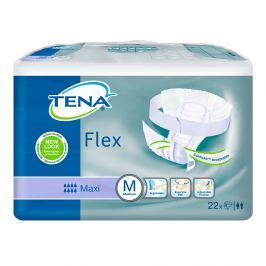 Inkontinenční kalhotky TENA Flex Maxi Medium 22 ks