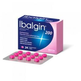 IBALGIN 200 Potahované tablety 24 x 200 mg