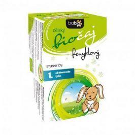 BABIO Dětský fenyklový čaj n.s. 20x1.5 g BIO