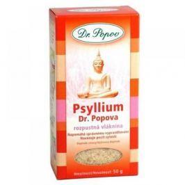 DR. POPOV Psyllium vláknina 50 g