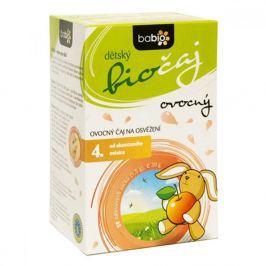 BABIO Dětský ovocný biočaj n.s. 20x1.5 g