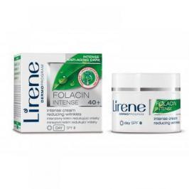 Lirene Folacin 40+ Intenzivní denní krém proti vráskám 50 ml