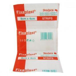 Náplast Fixaplast strip 8 x 4cm 3 ks