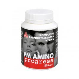 PM AMINOprogress 120 kapslí
