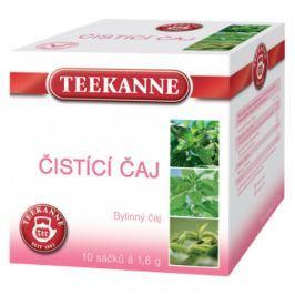 TEEKANNE Čistící čaj nálev. sáčky 10 x 1.6 g