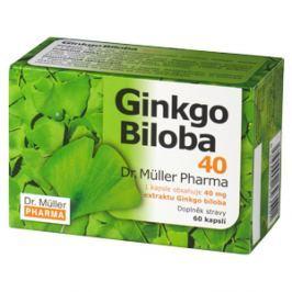 Ginkgo Biloba 40 cps. 60 (Dr.Müller)