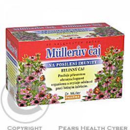 Müllerův čaj s echinaceou a rooibosem n.s.20x1.5g