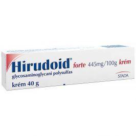 HIRUDOID FORTE 1X40GM krém