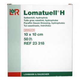 Tyl mastný Lomatuell H 10 x 10 cm 50 ks