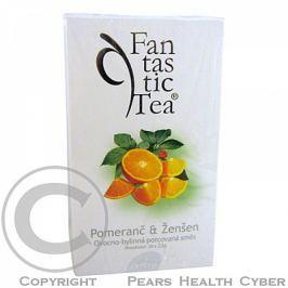 Biogena Čaj Fantastic Tea Pomeranč + Ženšen 20 x 2,5 g