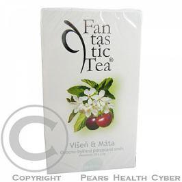 Čaj Fantastic Tea Višeň + Máta n.s.20x2.5 g