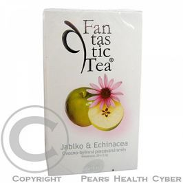 Čaj Fantastic Tea Jablko + Echinacea n.s. 20x2.5 g