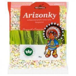Arizonky ochucená pufovaná rýže loupaná 70 g