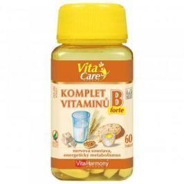 VitaHarmony Komplex B vitaminů tbl. 60