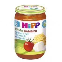 HIPP Pasta bambini Rajčata se špagetami a mozz. 220 g