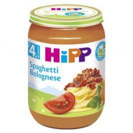 HIPP BABY BIO Špagety v boloňské omáčce 190 g