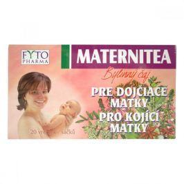 MATERNITEA Bylinný čaj pro kojící matky 20 x 1.5 g Fytopharm