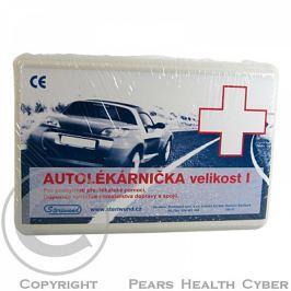 Autolékárnička plast vyhl.č.182/2011 Steriwund