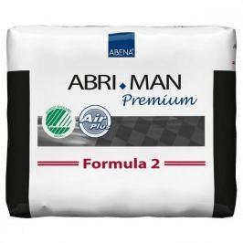 INKONT.vlož.Abri-man Formula 2 pro muže 14ks 41007