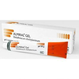 ALMIRAL GEL 1X50GM Gel