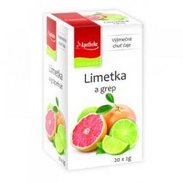 APOTHEKE Limetka a grep 20x2 g