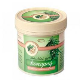 TOPVET Konopný masážní gel 250 ml
