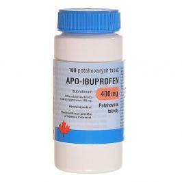 APO-IBUPROFEN 400 mg Potahované tablety 100 x 400 mg