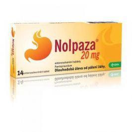 Nolpaza 20 mg enterosolventní tablety 14 x 20 mg