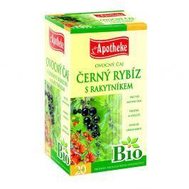 Apotheke BIO Ovocný čaj s černým rybízem 20x1.5g
