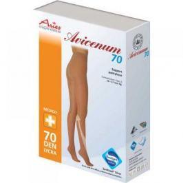 Punčochové kalhoty Avicenum70 tělová světlá 164-170 / 108 MK