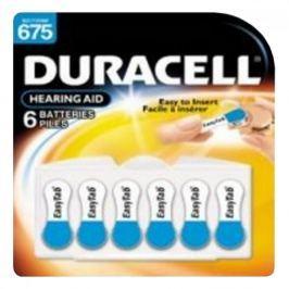 Baterie Duracell DA675 6ks