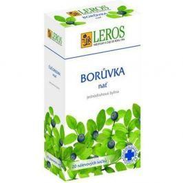 LEROS Borůvka - nať 20x1.5g n.s. Bylinné čaje