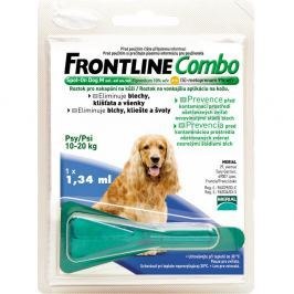 FRONTLINE COMBO SPOT-ON DOGS A.U.V. SOL 1X1,34ML