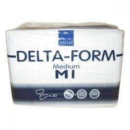 Abena Abri-form Delta Medium M1 70-110 20 ks Přípravky na inkontinenci