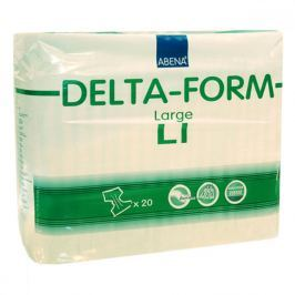 Inkont.kalh.Abri-form Delta Large L1 100-150 20ks
