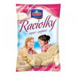 MILOŠ BIELIK-RACIO RACIOLKY jogurtové 60g Bezlepkové potraviny