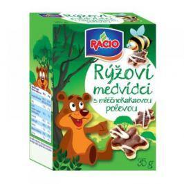 Racio Rýžoví medvídci 35g Trvanlivé pečivo