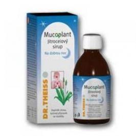 Mucoplant jitrocelový sirup Na dobrou noc 100 ml
