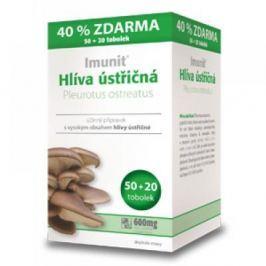 Imunit Hlíva ústřičná 50 + 20 kapslí Doplňky stravy