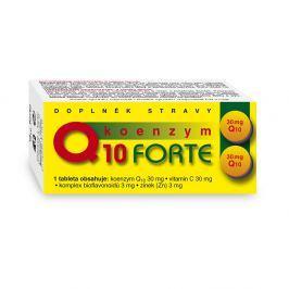 NATURVITA Koenzym Q10 forte 30 mg 60 tablet Doplňky stravy