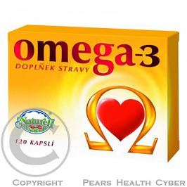 Naturell AB Omega 3 120 cps.